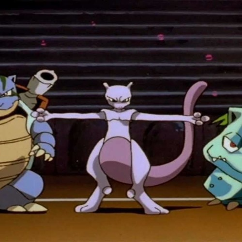 The Spin-off Doctors: Pokemon: The First Movie: Mewtwo Strikes Back