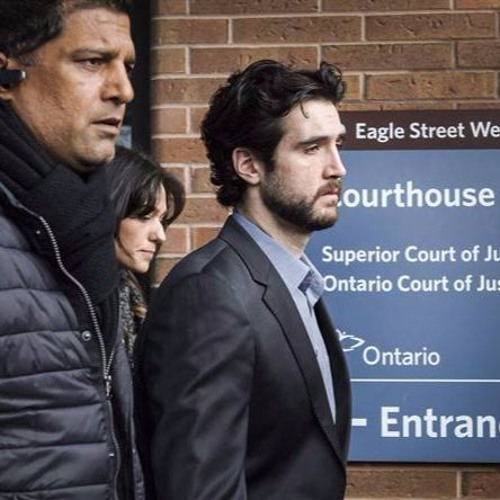 Andy Borkowski At Marco Muzzo Sentencing - March 29th 2016