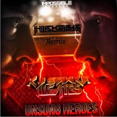 Ill Gates & Kj Sawka - Unsung Heroes (Hijack Da Bass Remix) Free Download