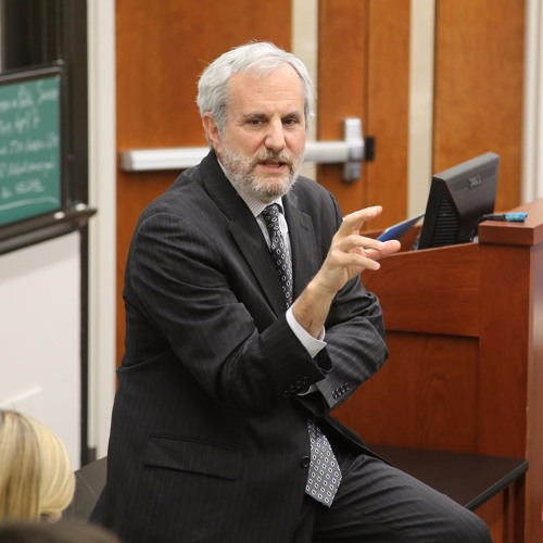 """""""Towards a Global Compact for Refugees?"""" with Alexander Aleinikoff of Georgetown Law"""