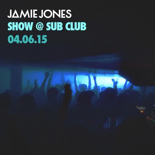 Jamie Jones - Sub Club - 04/06/2015
