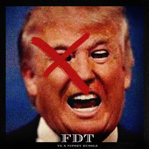 """NipseyHussle YG & Nipsey Hussle """"FDT"""" soundcloudhot"""