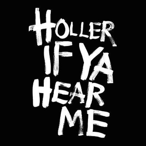 Johansson - Paul De Silva (Holler If You Hear Me - 2pac