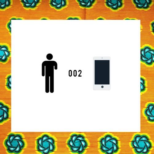 Small Eyez - Man + Phone 002
