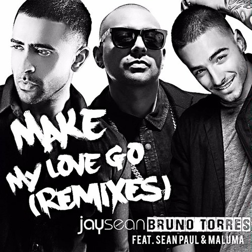 Nick Hommer - Make My Love Go (Dj Chookie Extended Maluma Version)