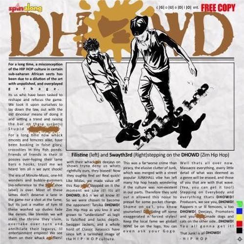 DHOWD (prod Oshi) ft Filistine