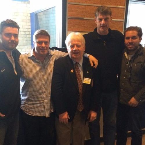 Pat Stapleton & Harry Sinden  Part 1 of 2