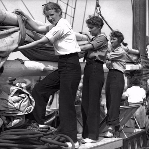 Seafaring Women - A Lecture by Capt. Laurel Seaborn