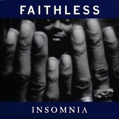Faithless - Insomnia (Danny Byrd Bootleg) Drum and Bass.