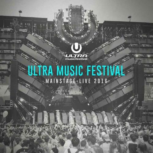 Michael Calfan @ Ultra Music Festival Mainstage 2016 (Live)