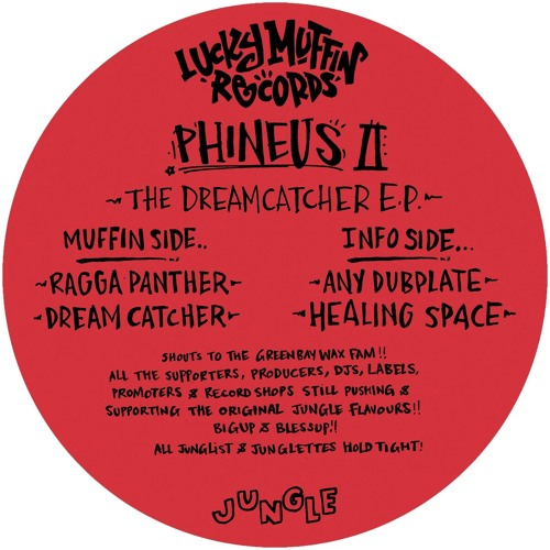 LUCKYMUFF 002 - Phineus II - The Dreamcatcher EP (Pre-Order Up Now!!)
