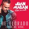 Juan Magan Feat Gente De Zona - He Llorado [Daniel Bellido Remix]