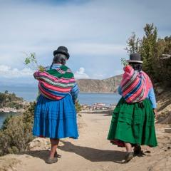 Peruvian Folk Song