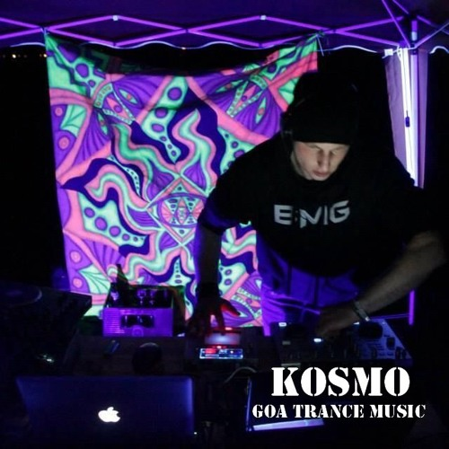 KOSMO ॐ - Be Water (Original Mix)