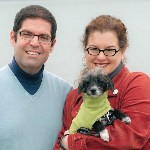 27: Lauren Hauptman + Ezra: Your Animal Rescue Story