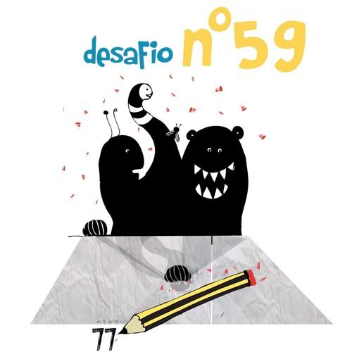 30 março Desafio nº 59 – Mariana Bastos