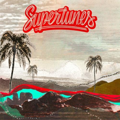 Supertunes #10: Panda Lassow - Afrilectro (artwork Lisette van der Maten)