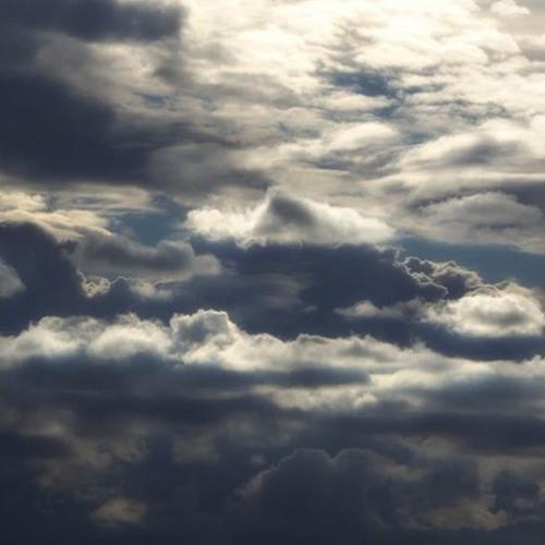 Medytacja - Chmury