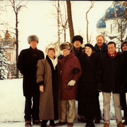 Edward Goldstein - US to Russia and Ukraine 1993
