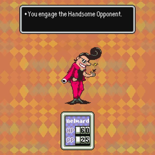 Battle Against A Handsome Opponent by nelward | Nick Elward | Free