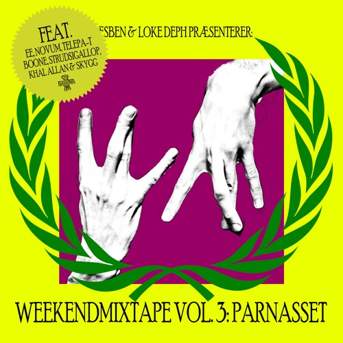 Weekendmixtape vol. 3: Parnasset