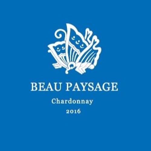 BEAU PAYSAGE Chardonnay2016 CD demo mixed by hiroshi yoshimoto(bar buenos aires / resonance music)