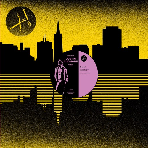 Justin Cudmore - Crystal (G. Haslam Dekalb Avenue Mix)