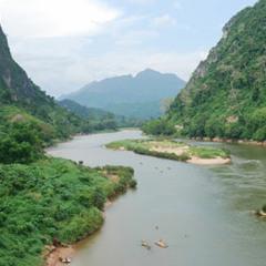 Natalie Mekong River Podcast
