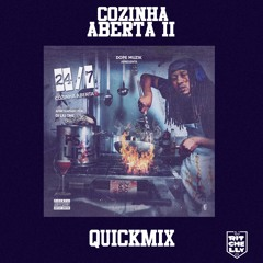 Dj Ritchelly - COZINHA ABERTA 2 QUICK MIX