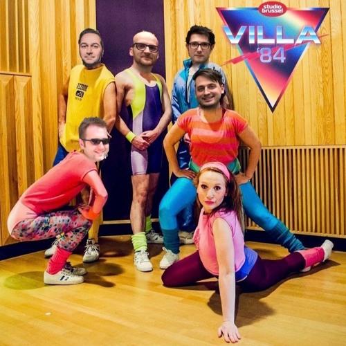 WINNAAR: Studio Brussel: interne promo voor 'Villa 84'  versie A