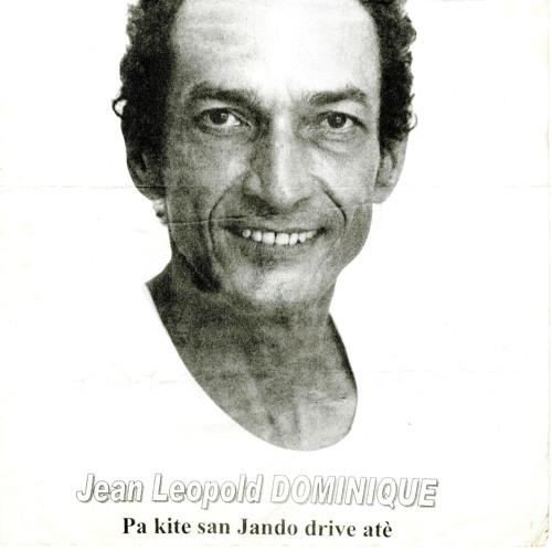 Jistis pou Jando: 2ème anniversaire assassinat. 3 avril 2002.