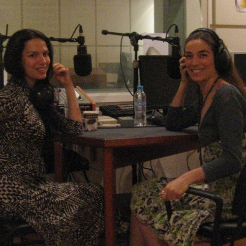 DocStories: Dimitra Kouzi with Evangelia Kranioti, dir. Exotica Erotica Etc, ERT Radio 27-06-2015