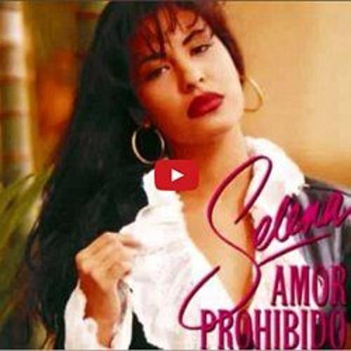 Selena amor prohibido remix