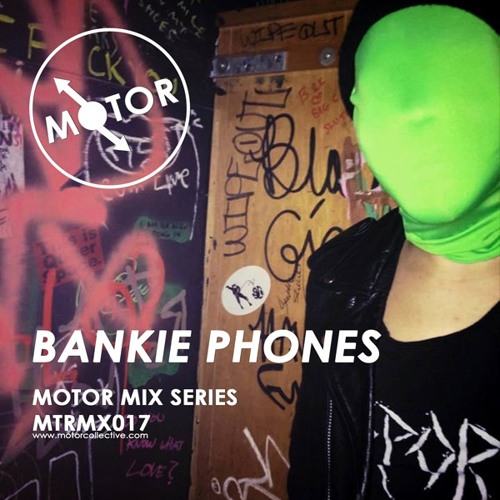 MTRMX017 - BANKIE PHONES - MOTOR MIX SERIES