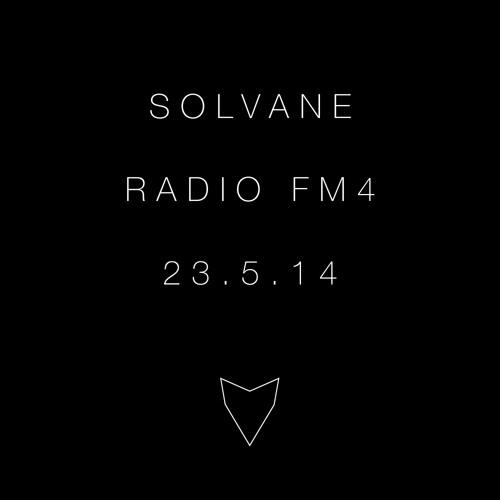 DJ-Mix for Radio FM4 Mix by Solvane