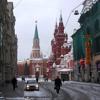 Spring 2010. Москва рядом с Кремлём на Никольской ул. Moscow. Kremlin. Nikolskaya street.mp3