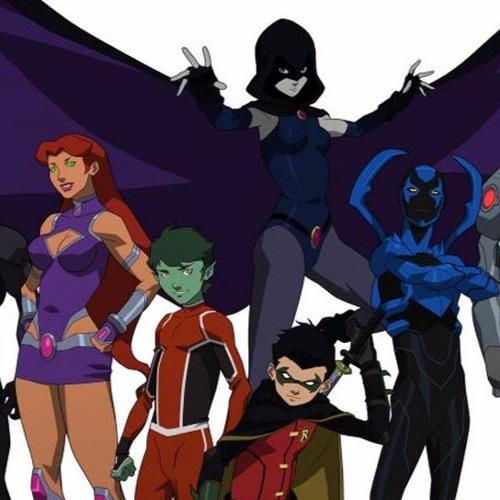 INDIE FAN BOY: Justice League vs Teen Titans Recap and review