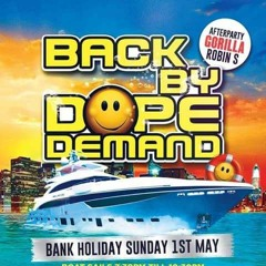 MATTY BROWN - BACK BY DOPE DEMAND BOAT PARTY PROMO - 1ST MAY 2016