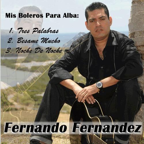 "Mi álbum: ""Mis Boleros para Alba"""