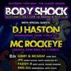 Mc Lugzy - Mc Vibe - SWAMP SESSIONS - Body-Shock Portada del disco