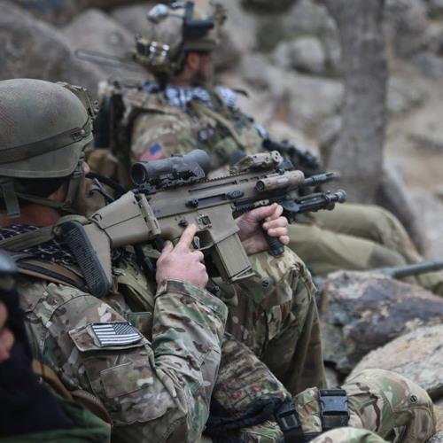 GRP 19 Special Forces Generations, MACV - SOG War Story, Recondo School