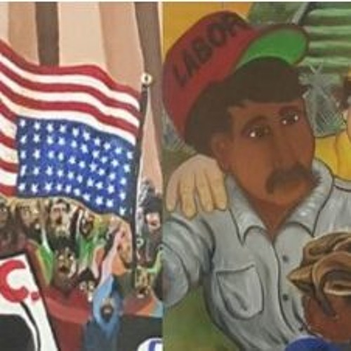 "CogWatch 34--Latino Men React to CSUN ""Fanged Border Patrol"" Mural Controversy"