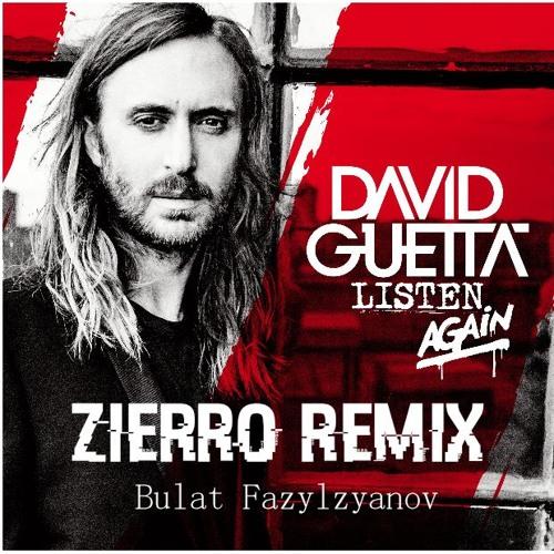 ZIERRO David Guetta Avicii (ZIERRO Remix) soundcloudhot