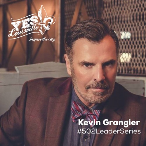 #502LeaderSeries: Kevin Grangier | Le Moo, Village Anchor, Marketer, Leader