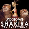 Shakira - Try Everything (Official Instrumental)