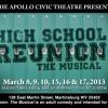 High School REUNION: The Musical (Apollo Civic Theatre)- WRNR Interview