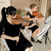 Duo Violin & Violin - Minuet From Fantasia #8 By Telemann