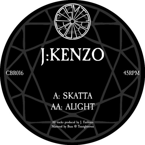 CBR016 - J:Kenzo - Skatta / Alight