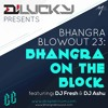 DJ Lucky ft DJ Fresh & DJ Ashu - April 2016