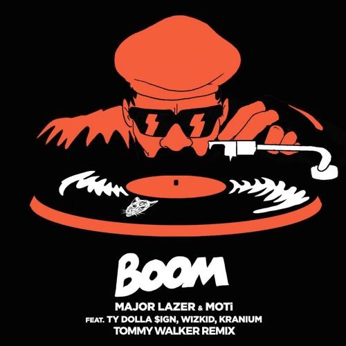 Major Lazer & MOTi - Boom (Tommy Walker Remix)